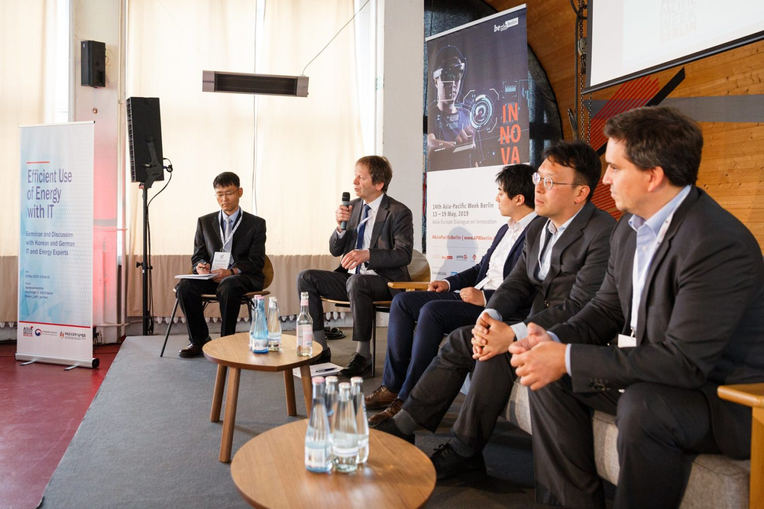 A Glimpse of the ASIABerlin Summit Program