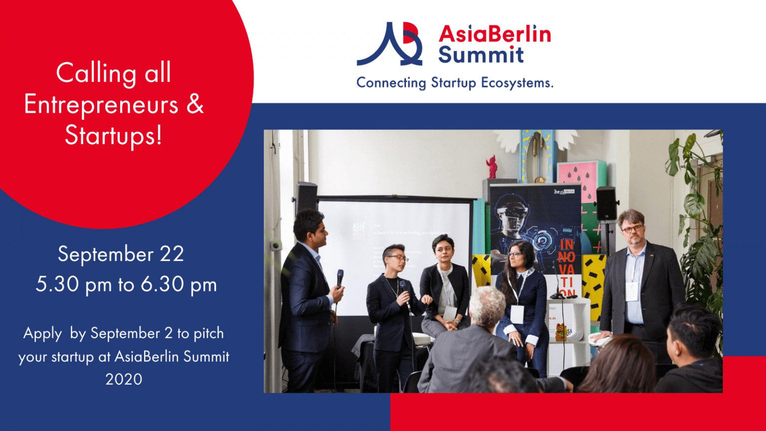 Pitch your startup idea at Asiaberlin summit 2020 : In Berlin or virtually