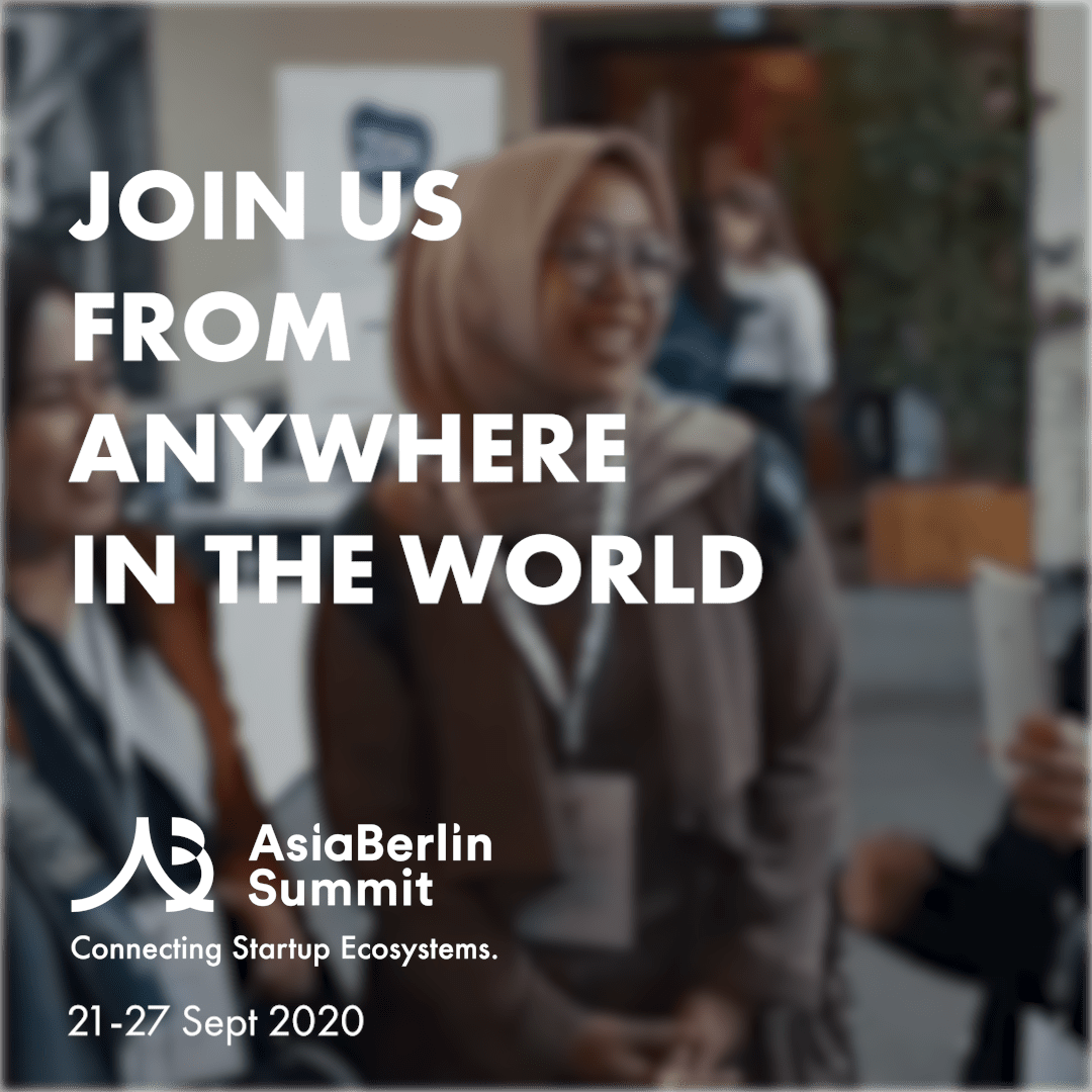 Join us On Brella: Networking tips for our first hybrid AsiaBerlin Summit (21-27 September 2020)