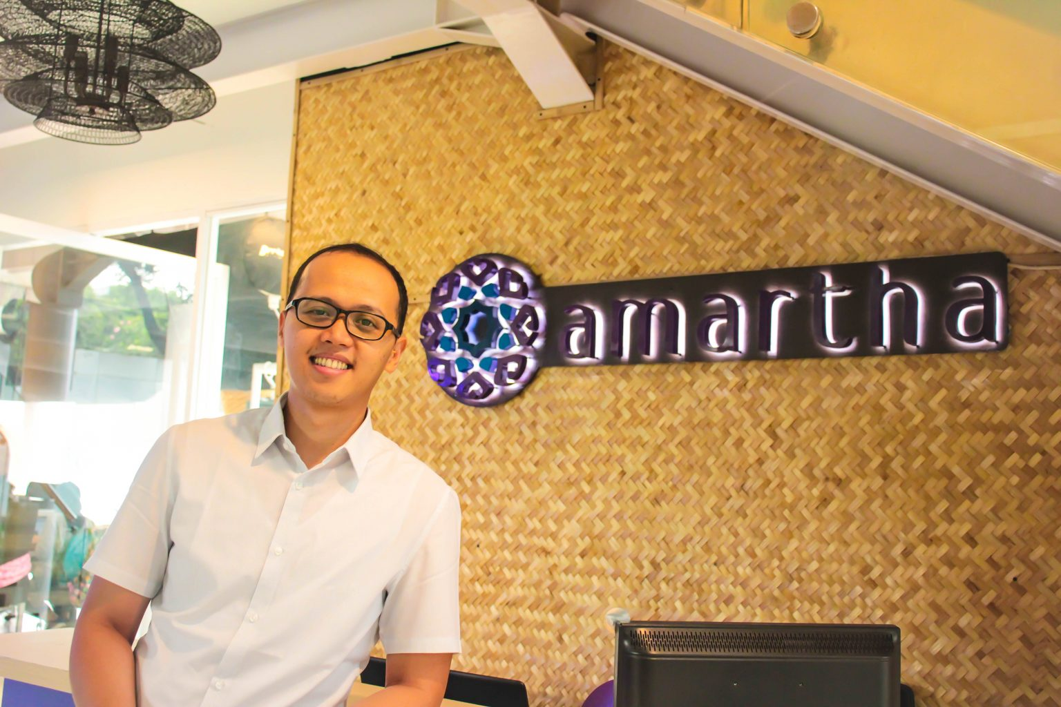 Meet AsiaBerlin Ambassador Aria Widyanto, Director and Chief Risk and Sustainability Officer (CRSO) of Amartha