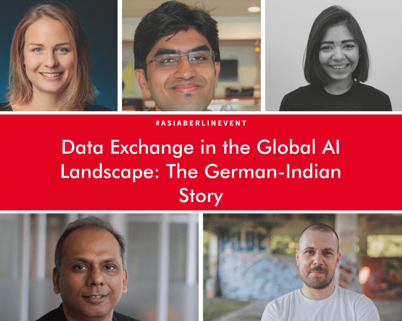AsiaBerlin Event Recap: High on AI? Data Exchange in the Global AI Landscape: The German Indian Story