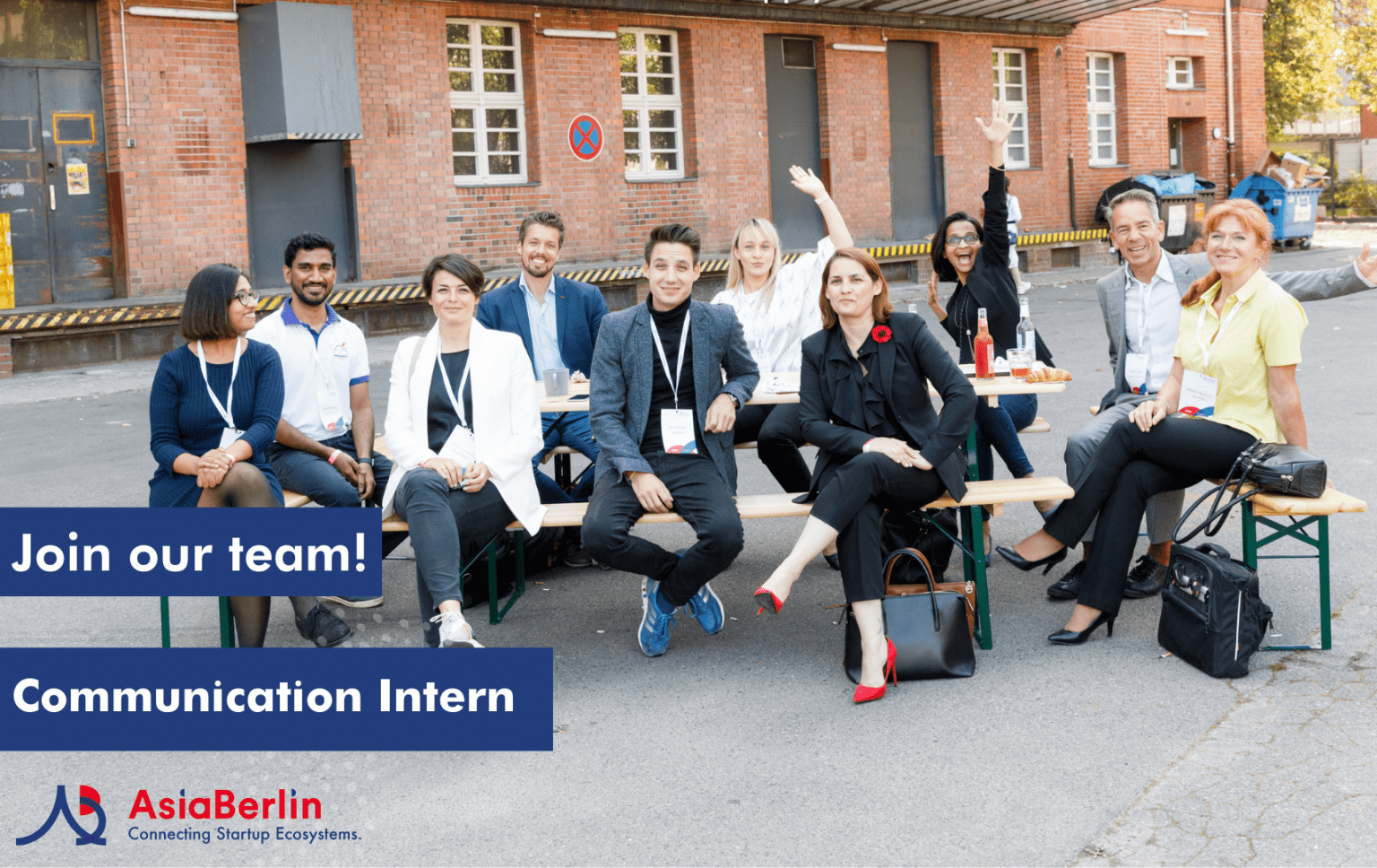 We are Hiring: Join our Marketing Communication team for AsiaBerlin Summit 2021