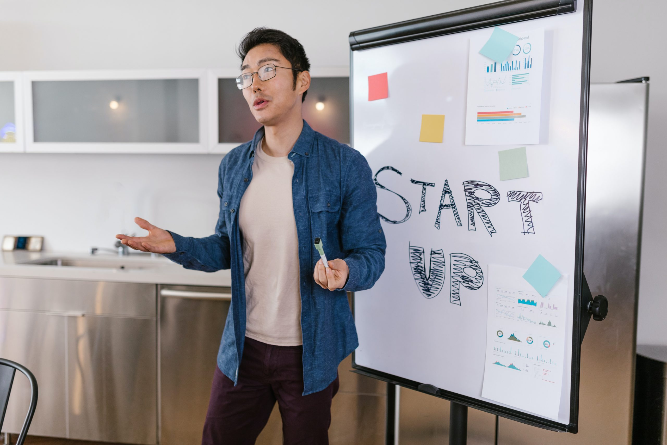 FIVE TIPS ON HOW TO PITCH YOUR STARTUP